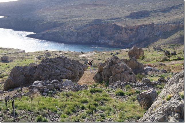 1 ae anita duwt tegen rots