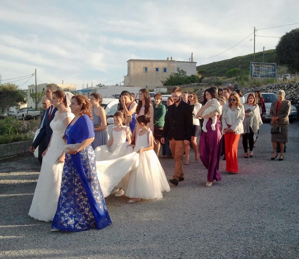 Een Griekse bruiloft