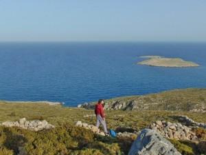 Wandelspecialist Kythera Hiking