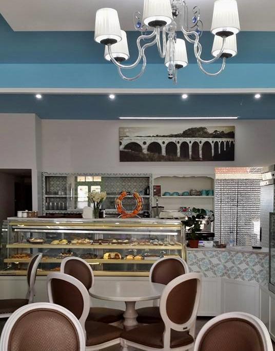 De chocoladewinkel van Rena