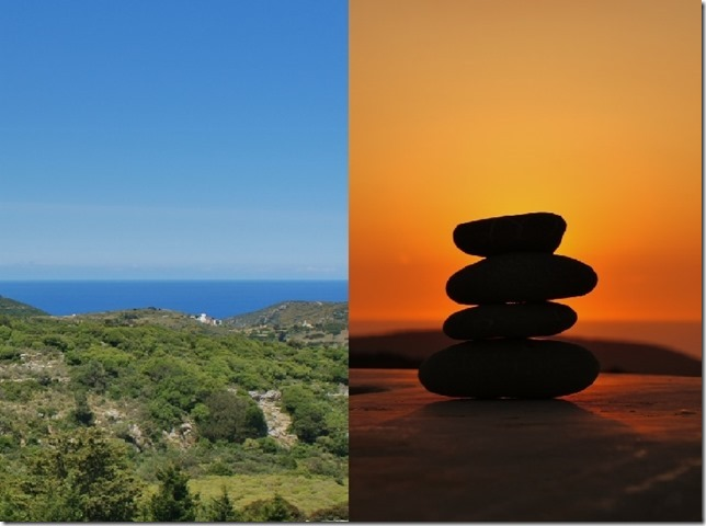 zon dag en nacht