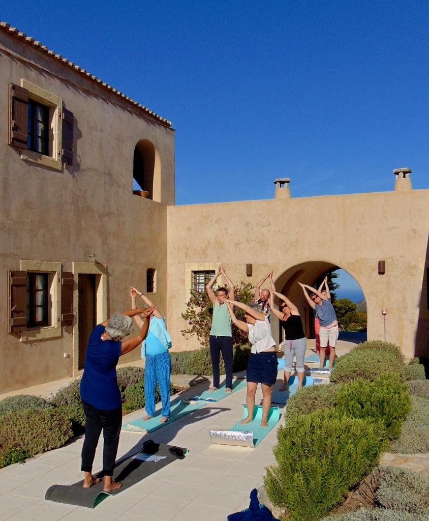 StilteWandelen en Mindfulness, Speciale Vakanties op Kythira