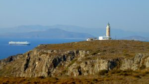 Moudari lighthouse, Kythira