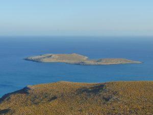 Wandelen en Onthaasten op een Grieks eilandje