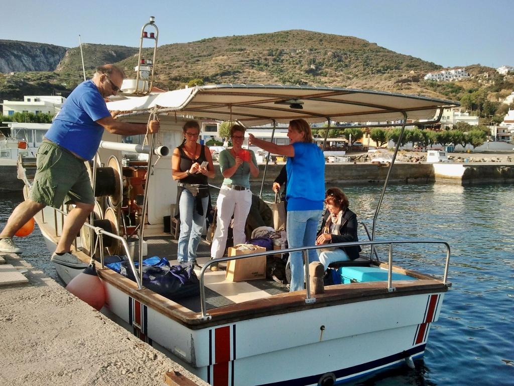 Persoonlijke Ontwikkeling 2016 op een Grieks eiland