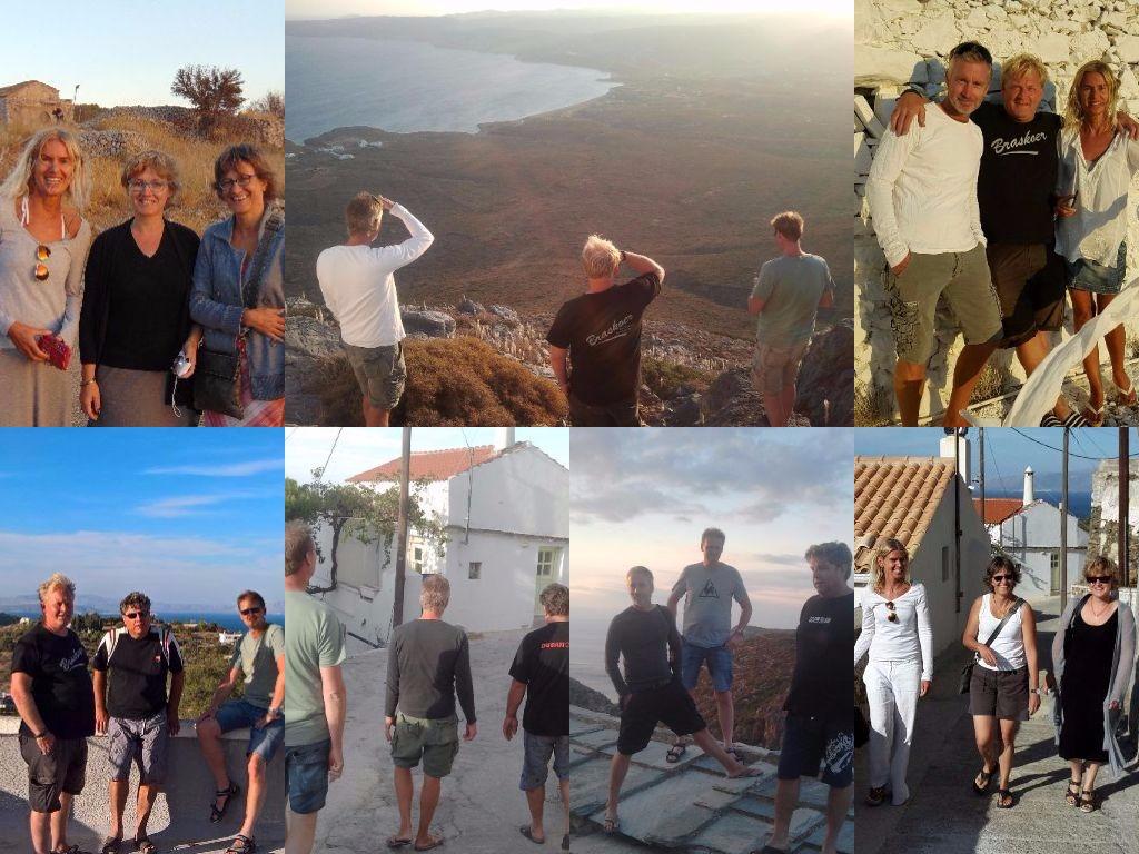 Vakantie op Kythira