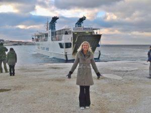 Donoussa en Naxos