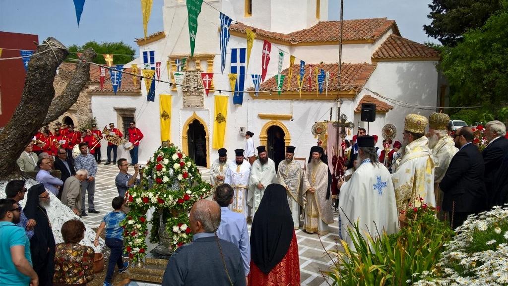 De heilige Theodoros