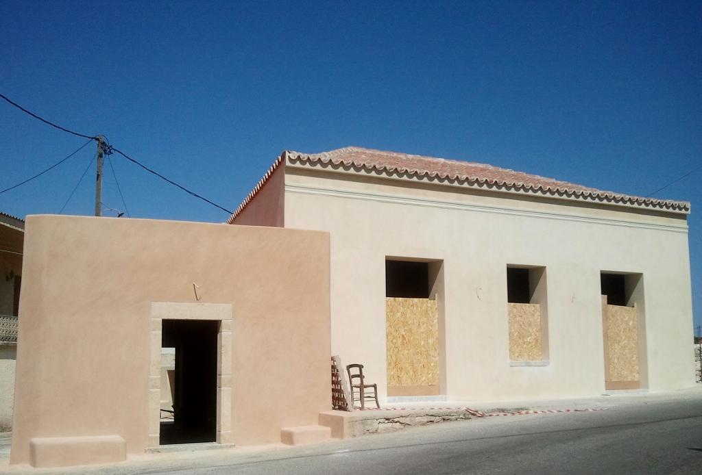 Renovatie project Aroniadika, vervolg