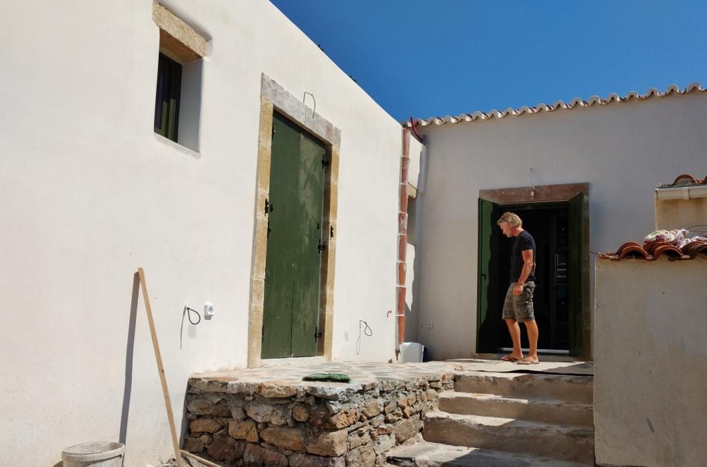 Vakantiehuis Potamos