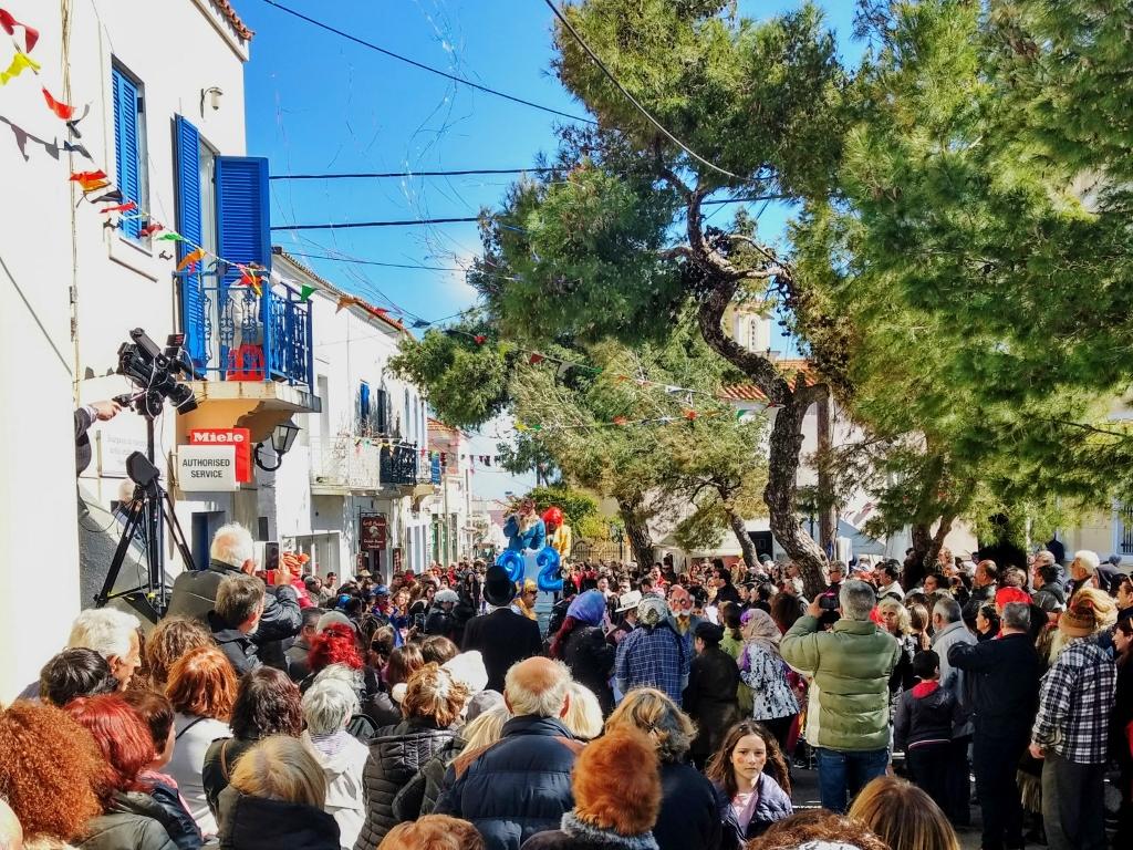 Carnaval op Kythira