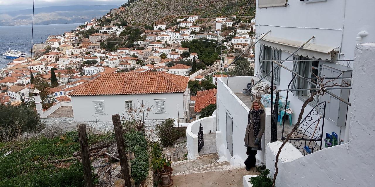 Griekenland vanuit huis, een reisverslagje Hydra