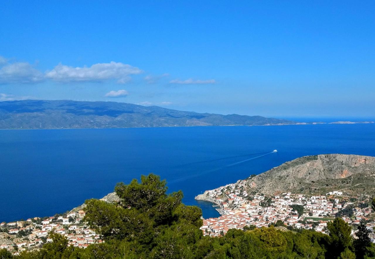 Griekenland vanuit huis, een reisverslagje