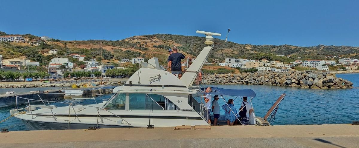 Zomer op een Grieks eiland